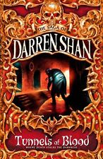 Tunnels of Blood (The Saga of Darren Shan, Book 3),Darren Shan