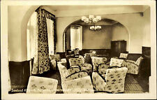 Seaside Resort Corts staying DDR S/W AK ~ 1953 club room in the holiday home Bernhard Goering