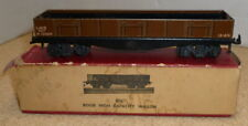 Trix Twin TTR Railways 676 Bogie High Capacity Wagon 00 Gauge vintage - boxed *