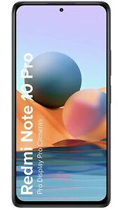 Redmi Note 10 Pro Dark Night 8GB RAM 128GB Storage 120hz Factory Unlocked