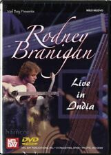 Rodney Branigan Live in India Guitar Performance DVD