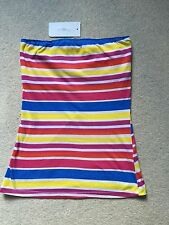 New Look Bandeau Striped Tops & Shirts for Women