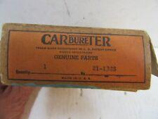 Carter 4 Four Barrel Carburetor Float 21-132S 1952 Oldsmobile 1346551