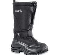 Kamik Men's Greenbay 4 Cold Weather Boot,Black,10 M US