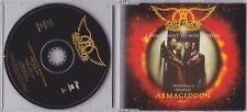 Aerosmith - I Don't Want To Miss A Thing - Scarce UK 3 track CD2