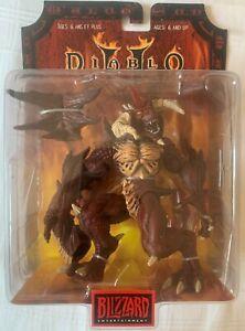 Diablo II 2 Lord of Terror Action Figure Blizzard Entertainment 2000