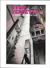 V For Vendetta #10 [1989 Fn-Vf] Alan Moore