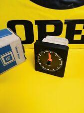 NEU + ORIG Opel Ascona C Instrument Zeituhr VDO Armaturenbrett Cockpit Uhr