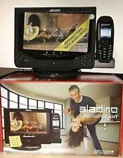 ALADINO MUSIC VISION Aladino 2new con riproduttore foto audio video Nuovo Nero