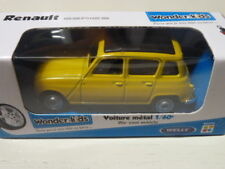 WELLY RENAULT 4 1/60 1/64