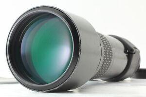 [OPTICS MINT] Nikon NIKKOR AI-S AIS ED 400mm f/5.6 Lens F Mount From Japan