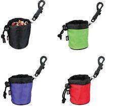 Dog Activity Mini Snack Bag Dog Treat Bag Clip Attachment 7cm x 9cm x 2 32282