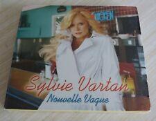 CD ALBUM NOUVELLE VAGUE SYLVIE VARTAN 15 TITRES 2007 NEUF
