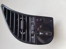 BMW E36 Frischluftgrill Links 6422138706 +Lichtschalter 61311387055+ 61311387055