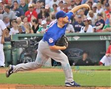 NEW Travis Wood Chicago Cubs Original Pic 8x10 2014 Fenway