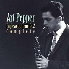 ART PEPPER-INGLEWOOD JAM 1952 COMPLETE-JAPAN MINI LP CD F30