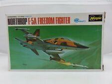 Hasegawa NORTHROP F-5A FREEDOM FIGHTER 1/72 Scale Model Kit UNBUILT