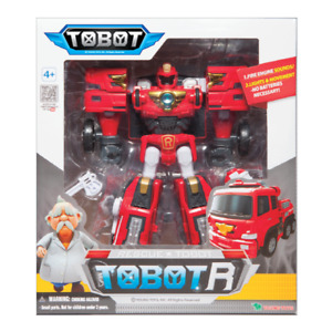Impressive Toys | Young Toys Tobot : Rescue Tobot R, Car Transforming