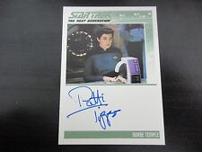 Star Trek TNG Portfolio Prints Series 1 - Patti Tippo as Nurse Temple Autograph