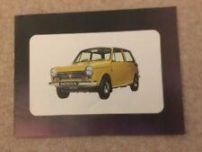 Honda N600 1971 plegable de mercado del Reino Unido Folleto de ventas Touring & automático