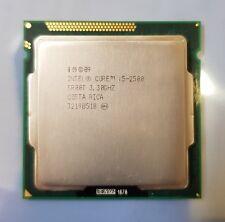 Intel Core i5-2500 3.7GHz/6M/5.0GT/s SR00T CPU 1155 LGA Desktop Processor