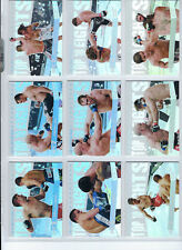 2010 - UFC - SERIES 3 - TOP 10 FIFGHTS OF 2009 - MMA - INSERT SET - MINT!!!!!