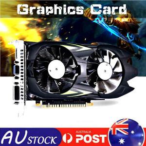 GTX1050TI 4G Desktop Graphics Card DDR5 128bit 900Mhz HDMI DVI VGA Video Card