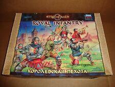 Zvezda Ring Of Rule 8802 Royal Infantry Model Kit