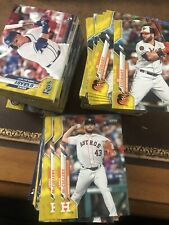 2020 Topps Series 2 Walgreens Yellow Parallels- COMPLETE YOUR SET