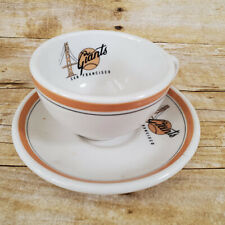 New listing Vintage San Francisco Giants Cup and Saucer
