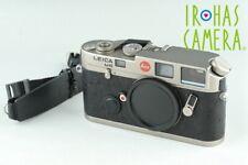Leica M6 Titanium 35mm Rangefinder Film Camera #24385 D2