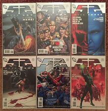 52 Fifty-Two, weekly series 1-52 (missing #25), DC Comics