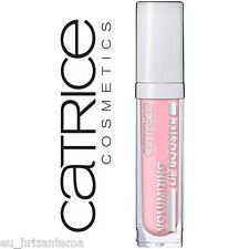 Volumizing Lip Booster Catrice wonderful volume effect jojoba almond oi lipgloss