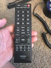 Toshiba CT90325 remote for 40E210U 40FT1U 40FT2U  40SL412U 55G310U1 22AV600U