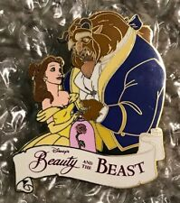 Disney DLR - Beauty and the Beast GWP of DVD/Video Pin