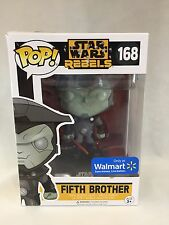 Funko Pop! Star Wars Rebels: FIFTH BROTHER 168 - Damaged Packaging