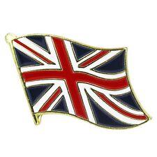 UK United Kindgom Country Flag Bike Motorcycle Hat Cap lapel Pin