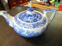 "Antique Copeland Spode ""Italian"" Teapot"