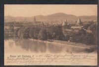 47360) AK Goslar mit Steinberg 1905