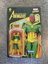 Marvel Legends Vision Kenner Retro Style 3.75 Inch Figure UNPUNCHED ???