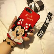MICKEY and MINNIE (RED CASE) for SAMSUNG J2 Prime