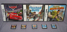 DS LOT: Cars, Shrek, Flushed Away, Spongebob, Over the Hedge, & More! - Nintendo