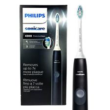 Philips Sonicare ProtectiveClean Schallzahnbürste HX6800 Schwarz Zahnbürste OVP