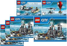 LEGO CITY La Prison en Haute Mer (60130)
