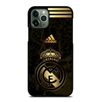REAL MADRID GOLD #2 iPhone 6 6S 7 8 Plus X/XS XR 11 Pro Max Case