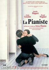 LA   PIANISTE     film    poster.
