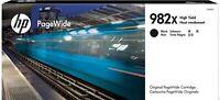 HP T0B30A -982X Tinte Schwarz für PageWide Color 765/MFP 780/MFP 785 MHD 07.2020
