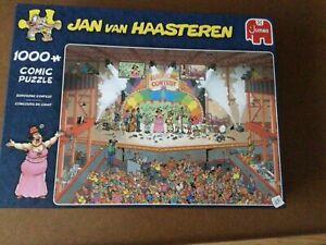 """Jan Van Haasteren 1000 Piece Puzzle """" EUROSONG CONTEST"""""""