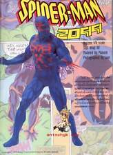 Movie Spiderman 2099 1/6 Figure Vinyl Model Kit 8inch