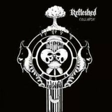 "Refleshed ""Collapse"" CD [swedish old school Death Metal ala NIHILIST, DISMEMBER]"